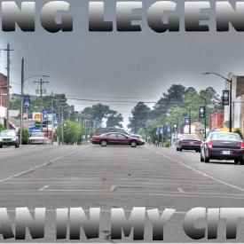 Man In My City