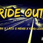 King Lexicon - Ride Out Cover Art