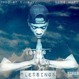 King Mase - Blessings Cover Art