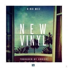 King Mez - New Vinyl (Prod. Oddisee) Cover Art