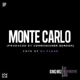 King Mez - Monte Carlo  Cover Art