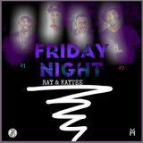 RAY - Friday Night Cover Art