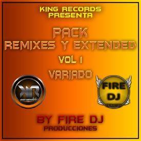 05- Casi Que Me Pierdo - Los Cafres [Remix] By Fire Dj - K.R.