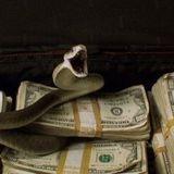 King Sta$h - Money Mitch/ Sins Cover Art