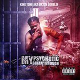 King Tone aka Gr33n Gobblin - Kick Out Cover Art