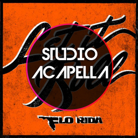 Flo Rida - Let It Roll (Studio Acapella)