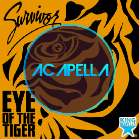 Eye Of The Tiger (Studio Acapella)