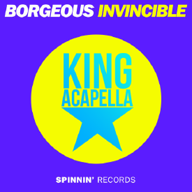 Invincible (Studio Acapella)