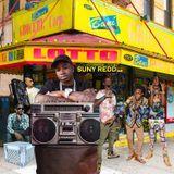 KingSunyRedd - TURN OFF THE RADIO Cover Art