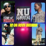 Kirk Ruzzell - To Da Roof Batman Cover Art
