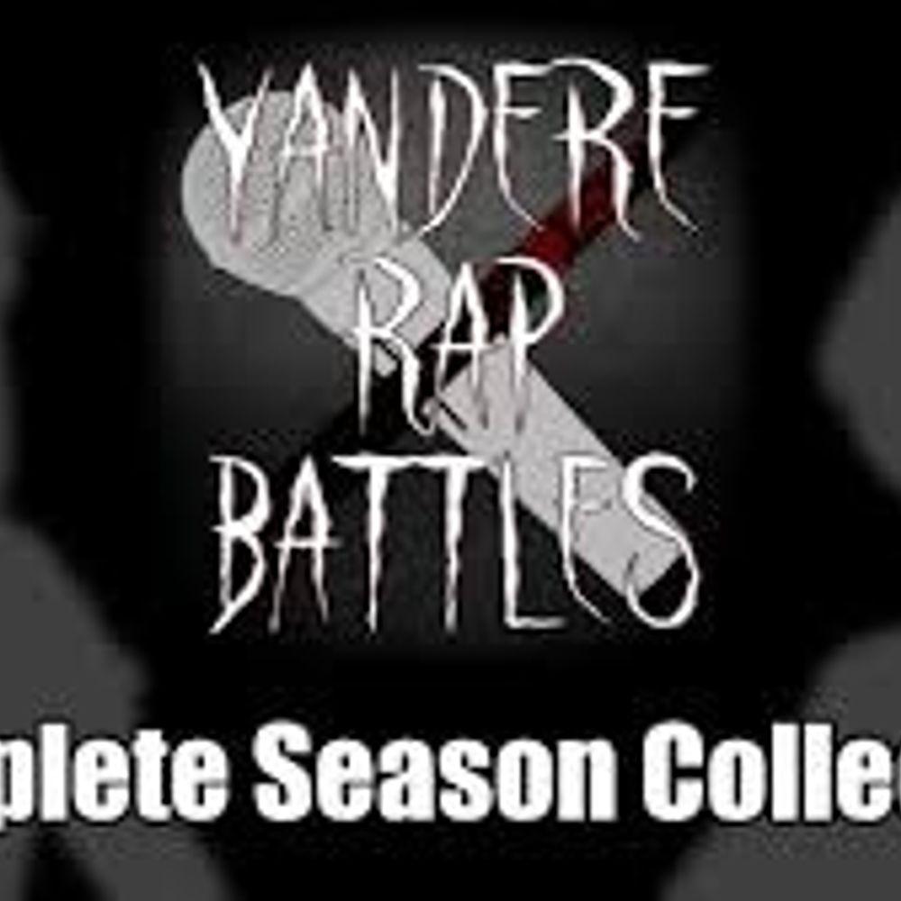 Yandere Simulator) epic Rap Battles of akademi 1-5 (all raps) by