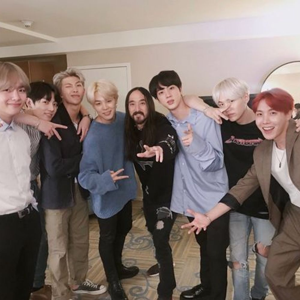 MIC Drop (Steve Aoki Remix) Official MV by BTS from