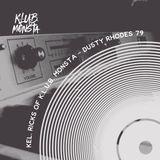 K.L.U.B. Monsta - Dusty Rhodes 79 Cover Art