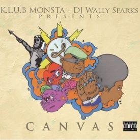 K.L.U.B. Monsta - CANVAS Cover Art
