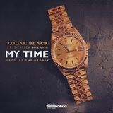 Kodak Black - My Time Cover Art