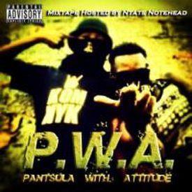 Kom Kyk - P.W.A (Pantsula With Attitude) Mixtape
