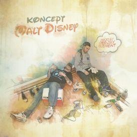 Koncept - Malt Disney EP Cover Art