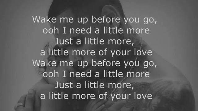 Chris Brown - Little More (Royalty) [Explicit Version] HD