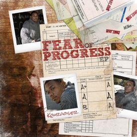 Kourvioisier - The Fear Of Progress EP Cover Art