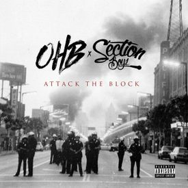 Scared ft. Section Boyz & OHB (DatPiff Exclusive)