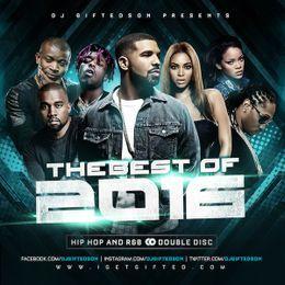 Kris Lark Voice Overs - The Best of 2016 (Disc 1 of 2) Cover Art