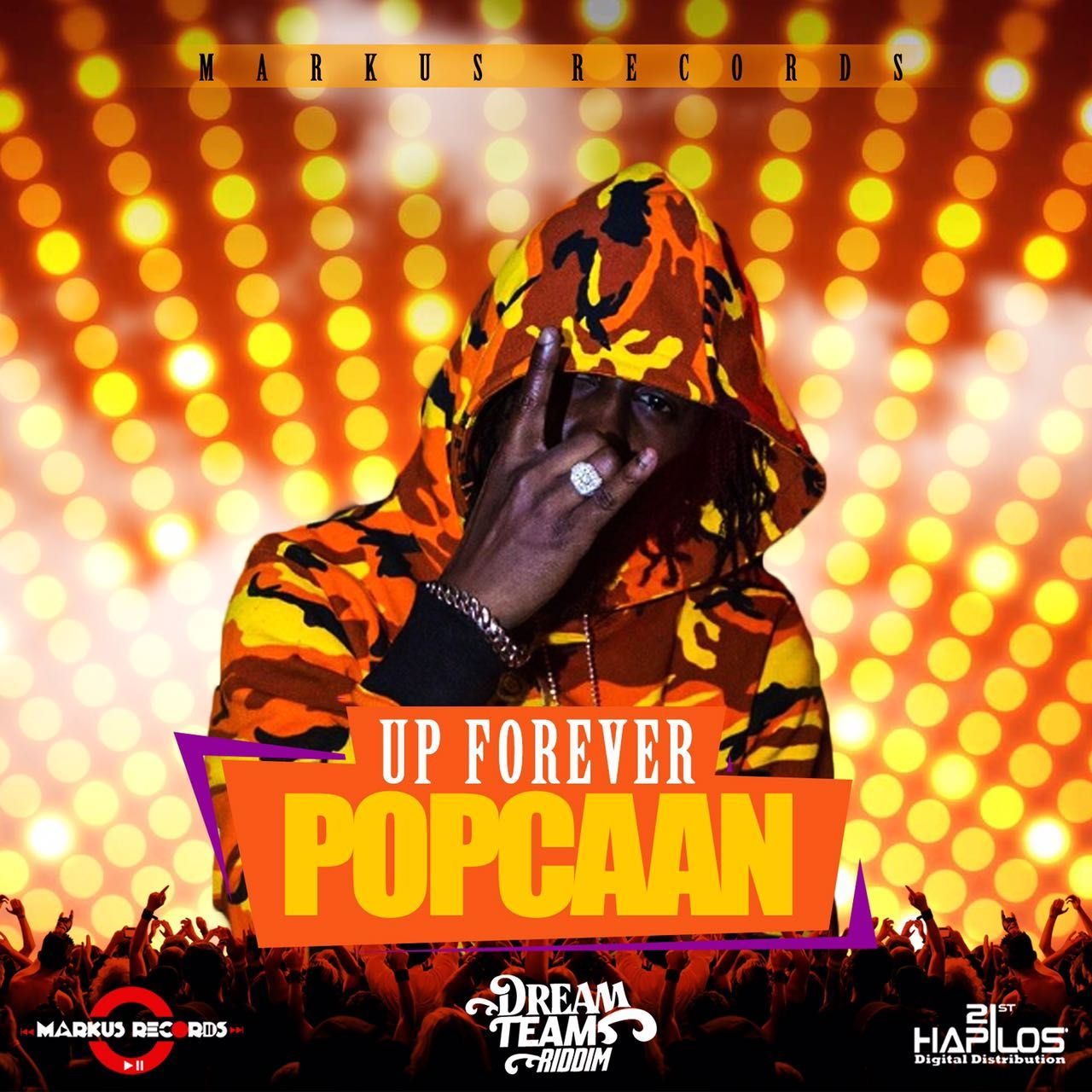 Up Forever (Raw) by Popcaan from Krish Genius Music: Listen for free
