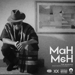 Kross XiX - MaH MeH Cover Art