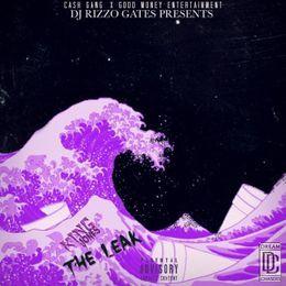 Kxng Jxnes - The Leak EP Cover Art