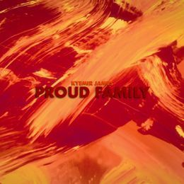 Kyemir James - Proud Family Cover Art