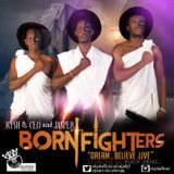 Kyshofficial - BORN FIGHTERS Cover Art