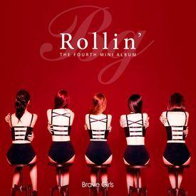 Brave Girls - 롤린 (Rollin')