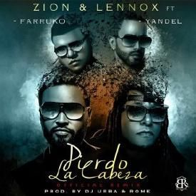 Pierdo La Cabeza (Official Remix)