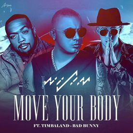 Move Your Body (By LaPromocionMusic.Inc)