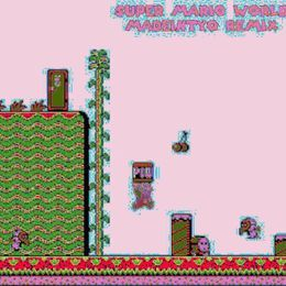 LEAK$ - Super Mario World (REMIX) Ft. MADEINTYO Cover Art