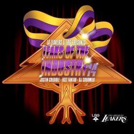 Leakrew - Leaks of the Industry '14 (Mixtape) Cover Art