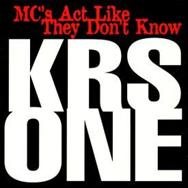 Mc's Act Like They Don't Know (Instrumental)