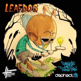 Tearing The Sky Down - Verb T Ft Kashmere, Fliptrix (Leaf Dog Remix)