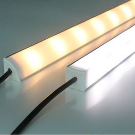 Led Light Strip Diffuser By