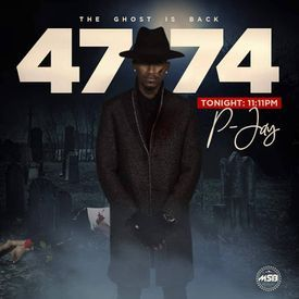 47 / 74 The Ghost Is Back - P-Jay