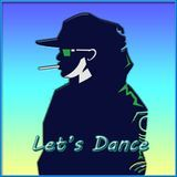 leo cave - Let's Dance Cover Art