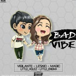Leskid - Bad Vibe Cover Art
