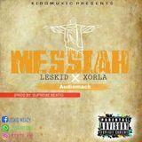 Leskid - Messiah Cover Art