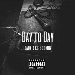 Leaux - DayToDay Cover Art