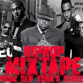 HipHop Mixtape From New York's Streets 2017 Vol.2 (by DJLeveraux)