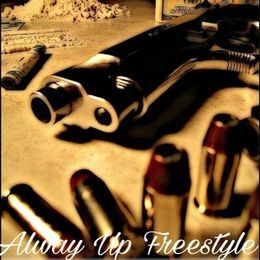 Lil Boom - Alway Up Freestyle Cover Art
