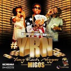 King Cobe - YRN Cover Art