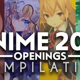 Anime Openings Compilation [FULL SONGS!] [2 Hour mix]