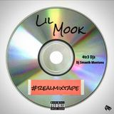 Lil Mook - Real Mixtape Cover Art