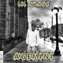 LIL SHANE - AGEMINI Cover Art