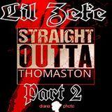 Lil Zeke - Straight Outta Thomaston Part 2 Cover Art